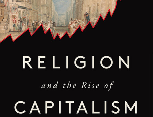 Books of The Day: Religion and the Rise of Capitalism