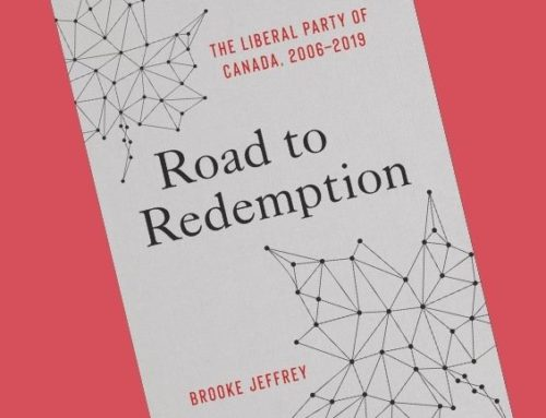 Books of the Day — Road to Redemption: The Liberal Party of Canada