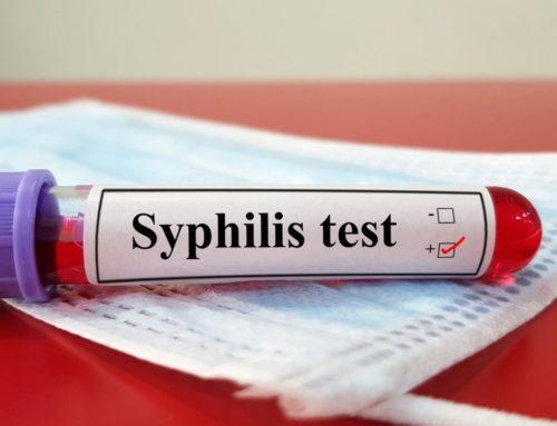 Syphilis outbreak in Saskatchewan