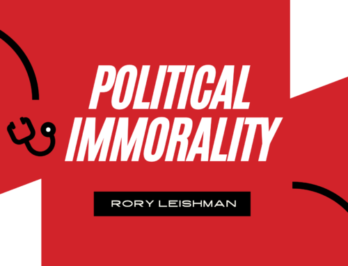 Political immorality